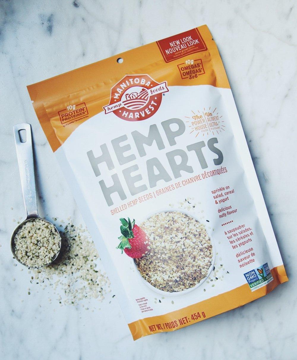 hemp hearts 3 ways_hot for food