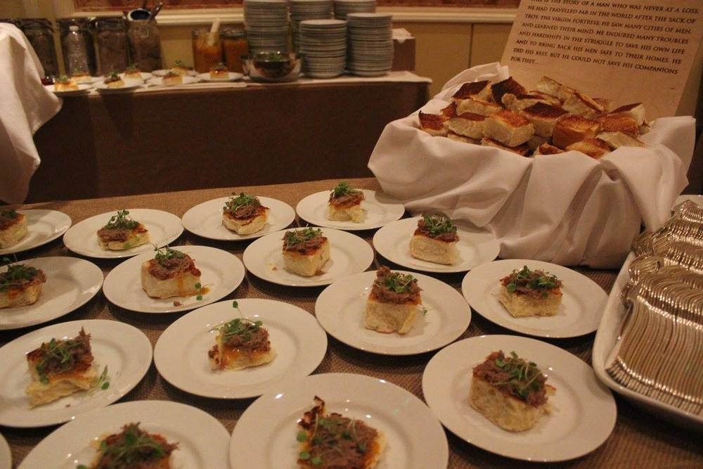 Savory Catering At The 17th Annual Chefs Showcase In Dallas Texas Savory Catering