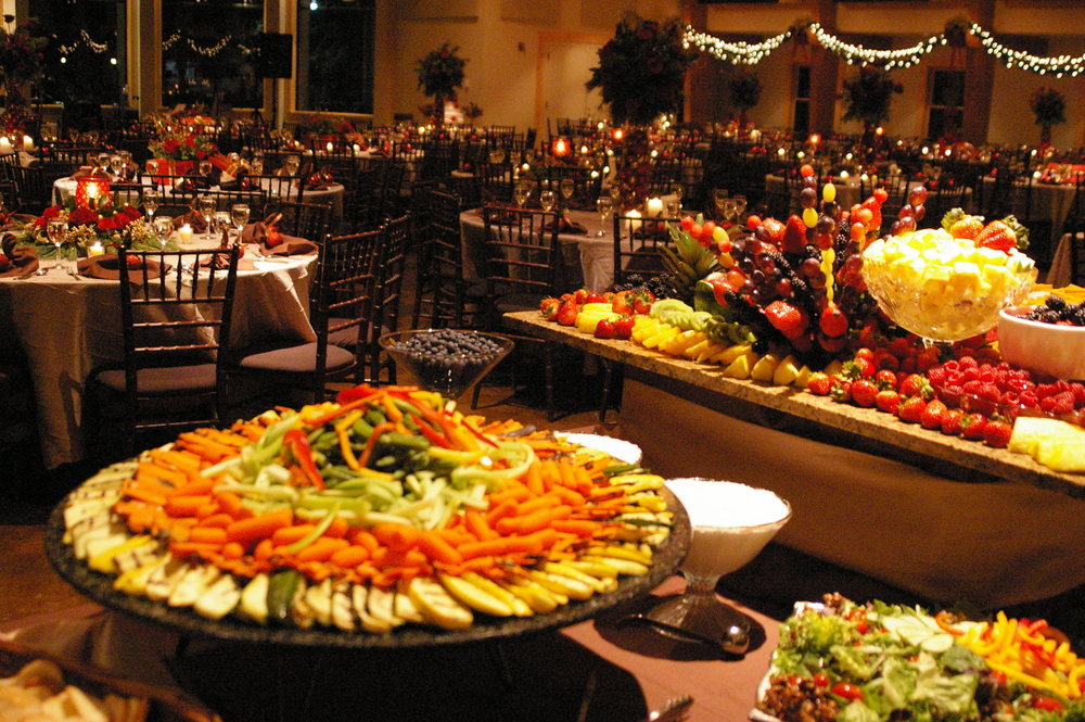 The pickiest of brides trust Savory Catering in Dallas for all their wedding reception needs!