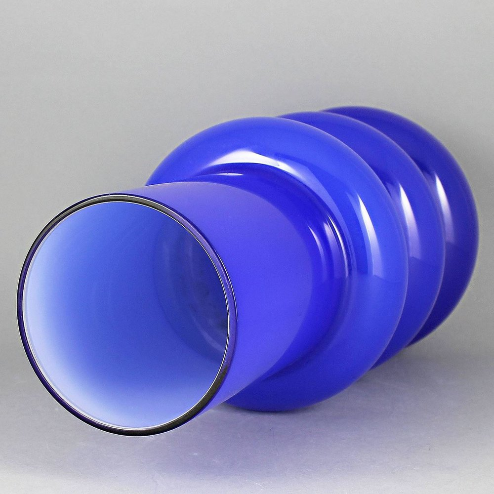 03 Blue Glass Vase 2.JPG