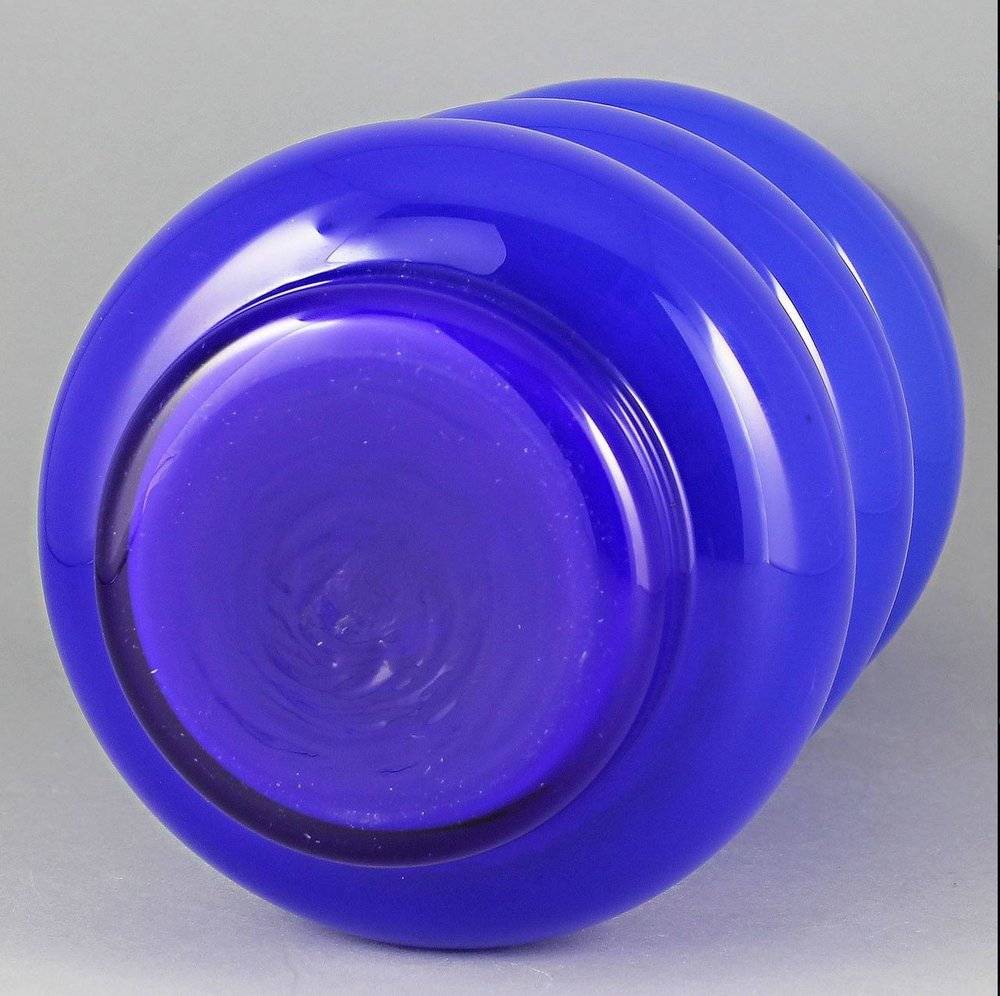 03 Blue Glass Vase 3.JPG