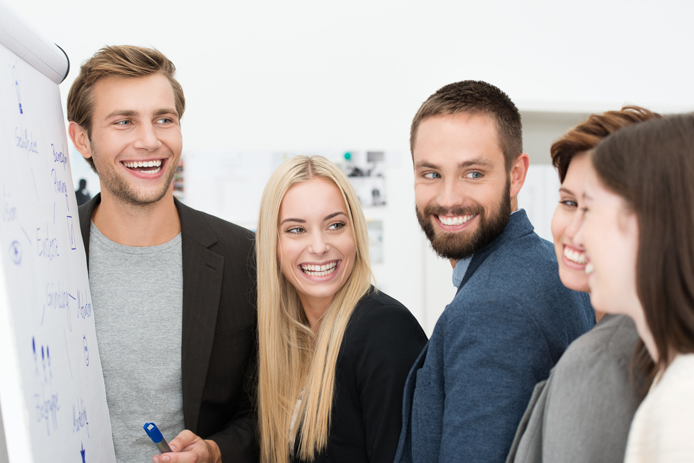 Get creative, get together    WITH YOUR    TEAM