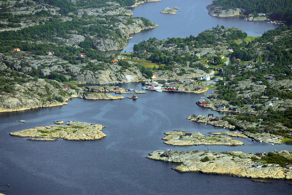 Hvaler - Paradise for    SUMMER    HOUSES