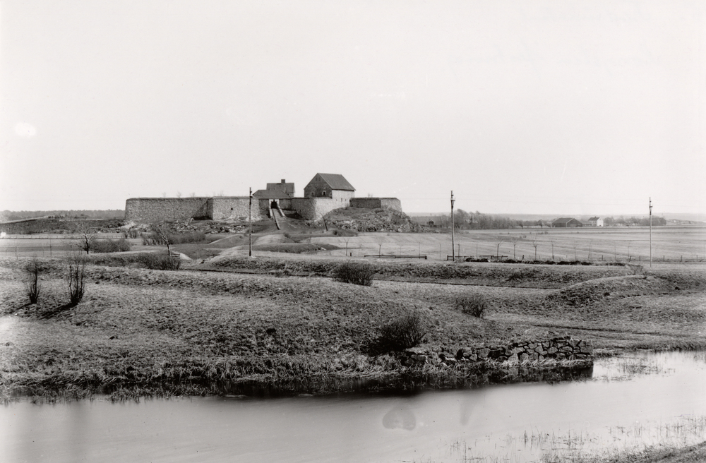 Kongsten in 1900. Photographer: F.H. Werenskiold, source: Riksantikvaren.