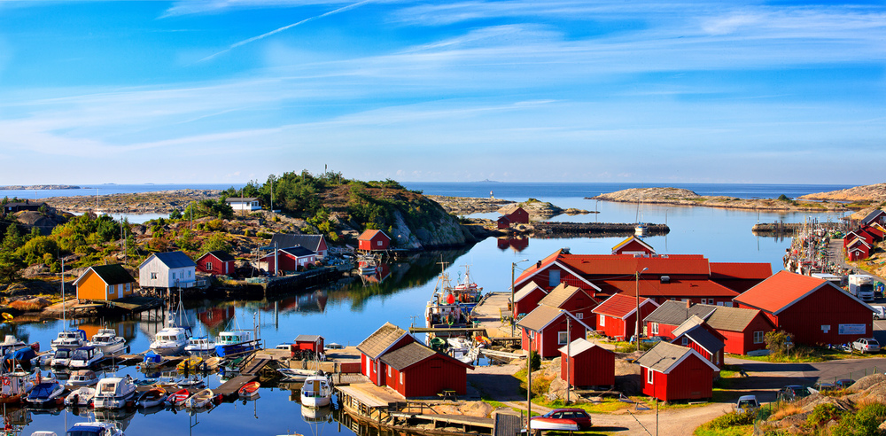 South East Norway`s    LARGEST    FISH    LANDING FACTORY