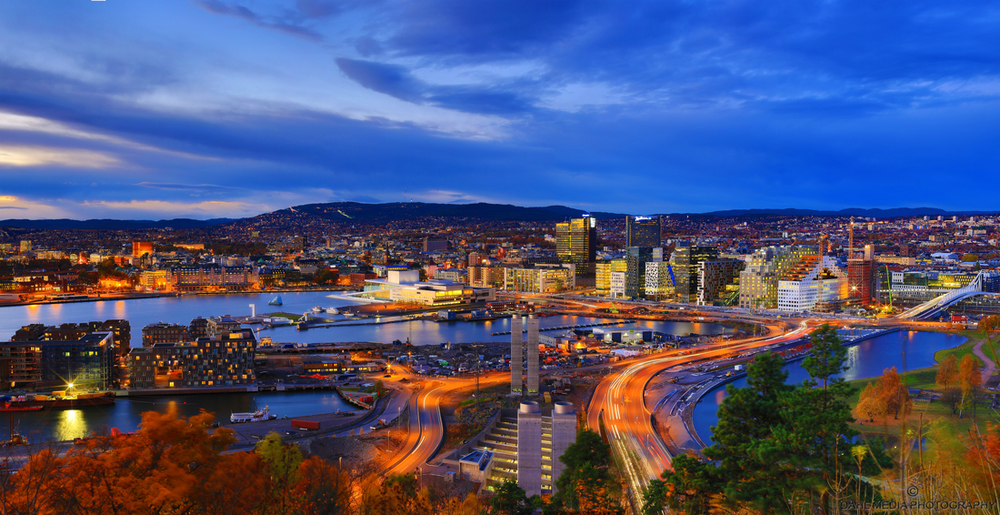 Norway's capital Oslo is located at the very inner part of the fjord. This lovely city, which is surrounded by hills, is probably one of very few capital cities that can offer such a wide and diverse range of sights and attractions - all year round!