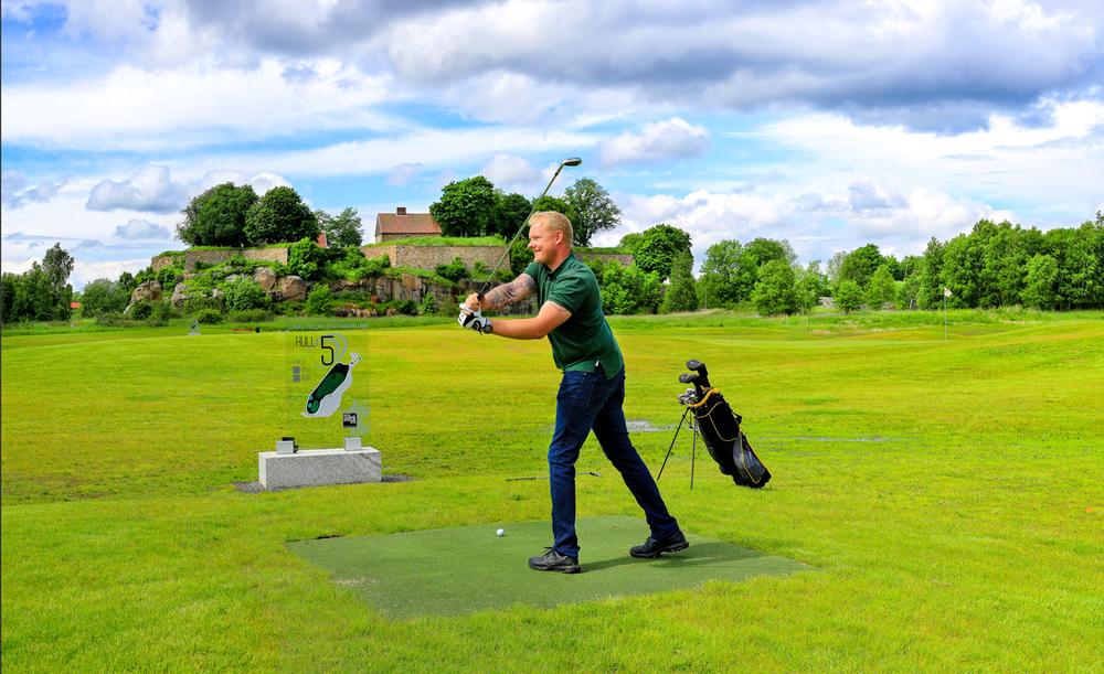 Golf i Fredrikstad