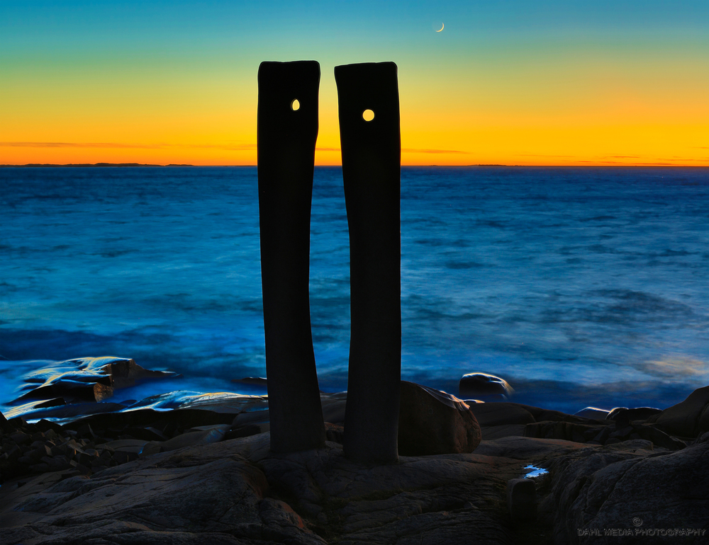 The Sculpture Park at Røsshue is an open-air gallery.  Learn More->