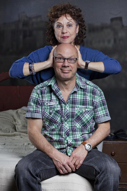 Rami Baruch and Esty Kosovitzki
