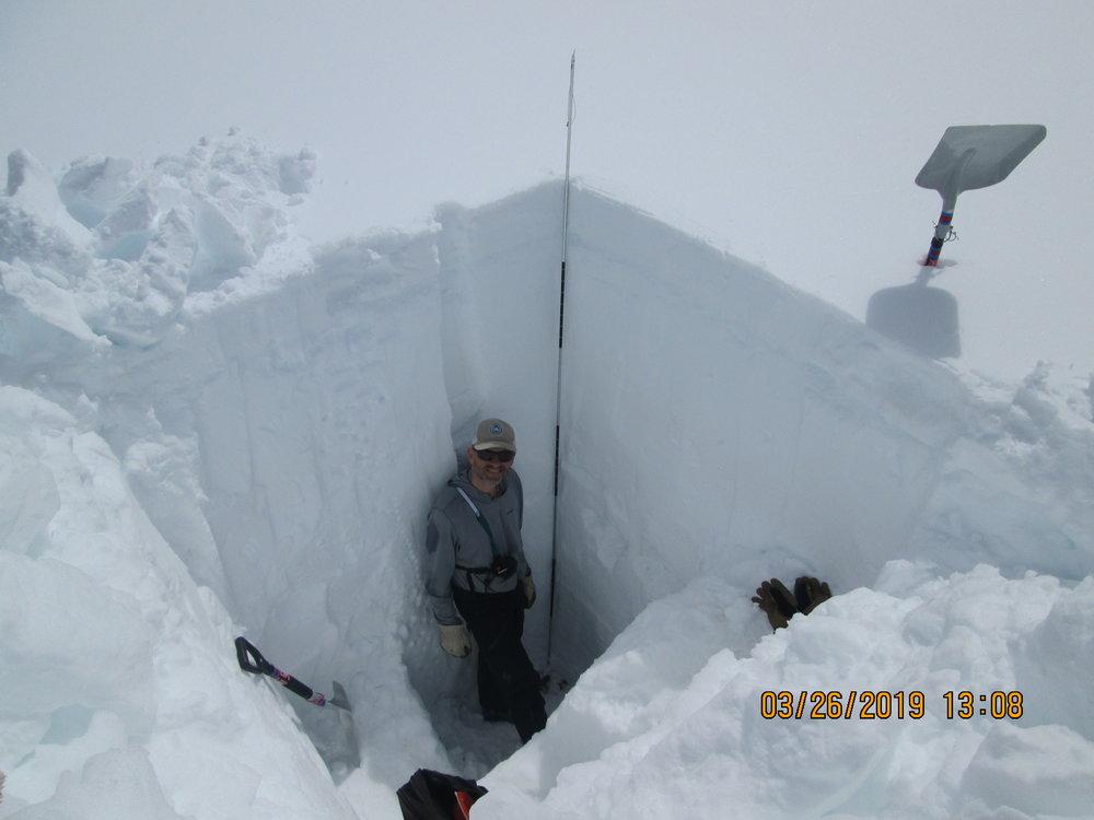 SASP Pit March 26