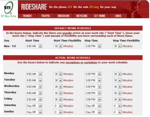 Image of 511 Rideshare