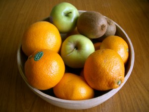 Image of Apples and Oranges