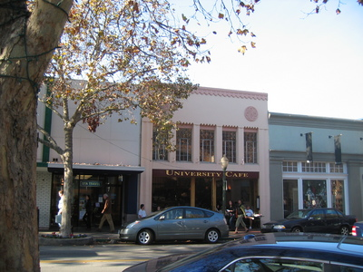 Image of University Cafe Palo Alto