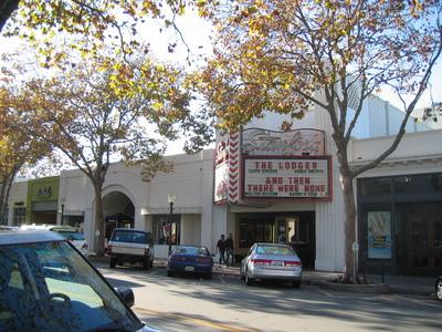 Image of Stanford Theatre Palo Alto