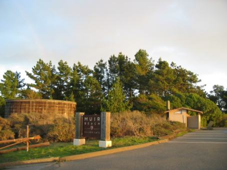 Image of Muir Beach Entrance