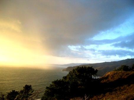 Image of Muir Beach Sunset