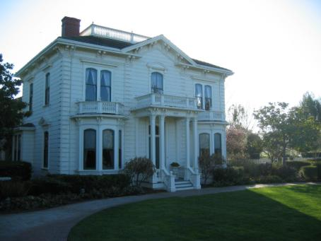 Image of Shoreline Park Rengstorff House