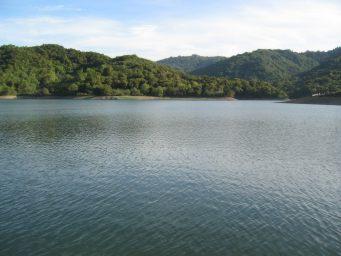 Image of Stevens Creek Dam