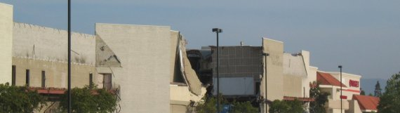 Image of Sunnyvale Town Center Demolition 3