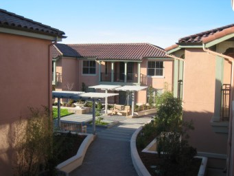 Image of Villagio Cupertino Corridor