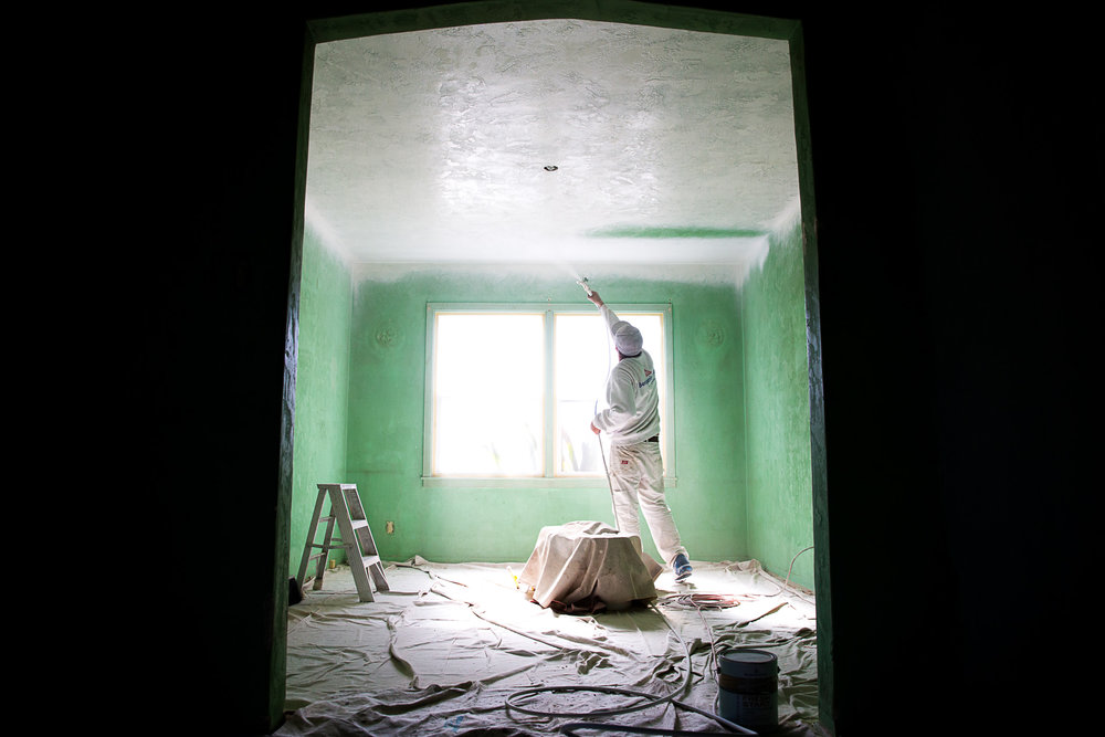 You'd be surprised how far a fresh coat of paint goes when it comes to making a property pop.