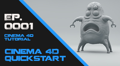 Quickstart to Cinema 4D Take this Quickstart to Cinema 4D to quickly get up and running with modeling and sculpting. Length: 57 Minutes Videos: 1 Watch Course Now