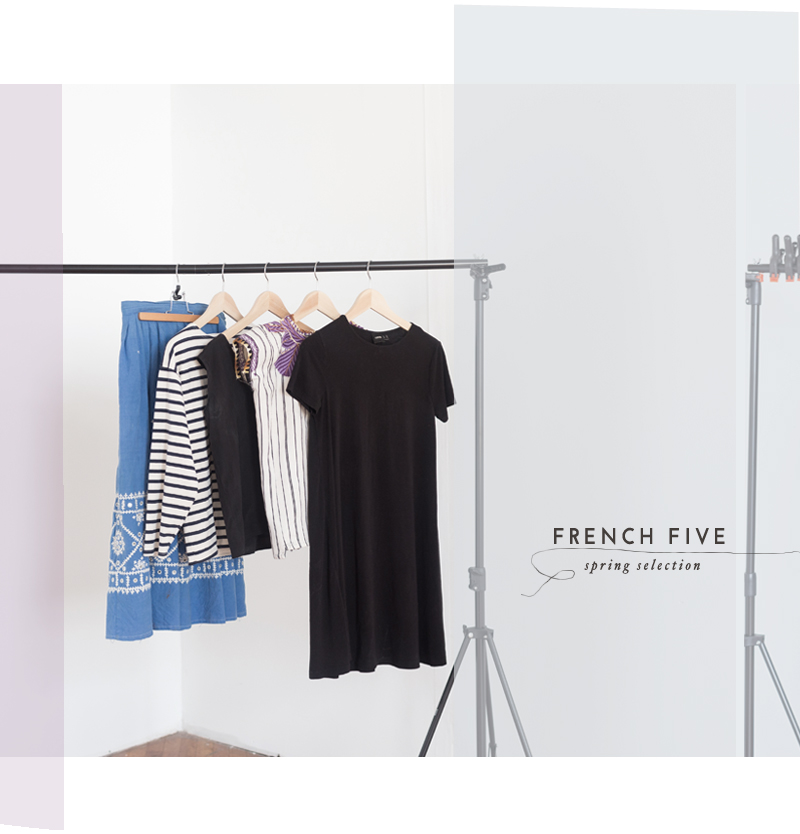 french five | spring selects | via: bekuh b