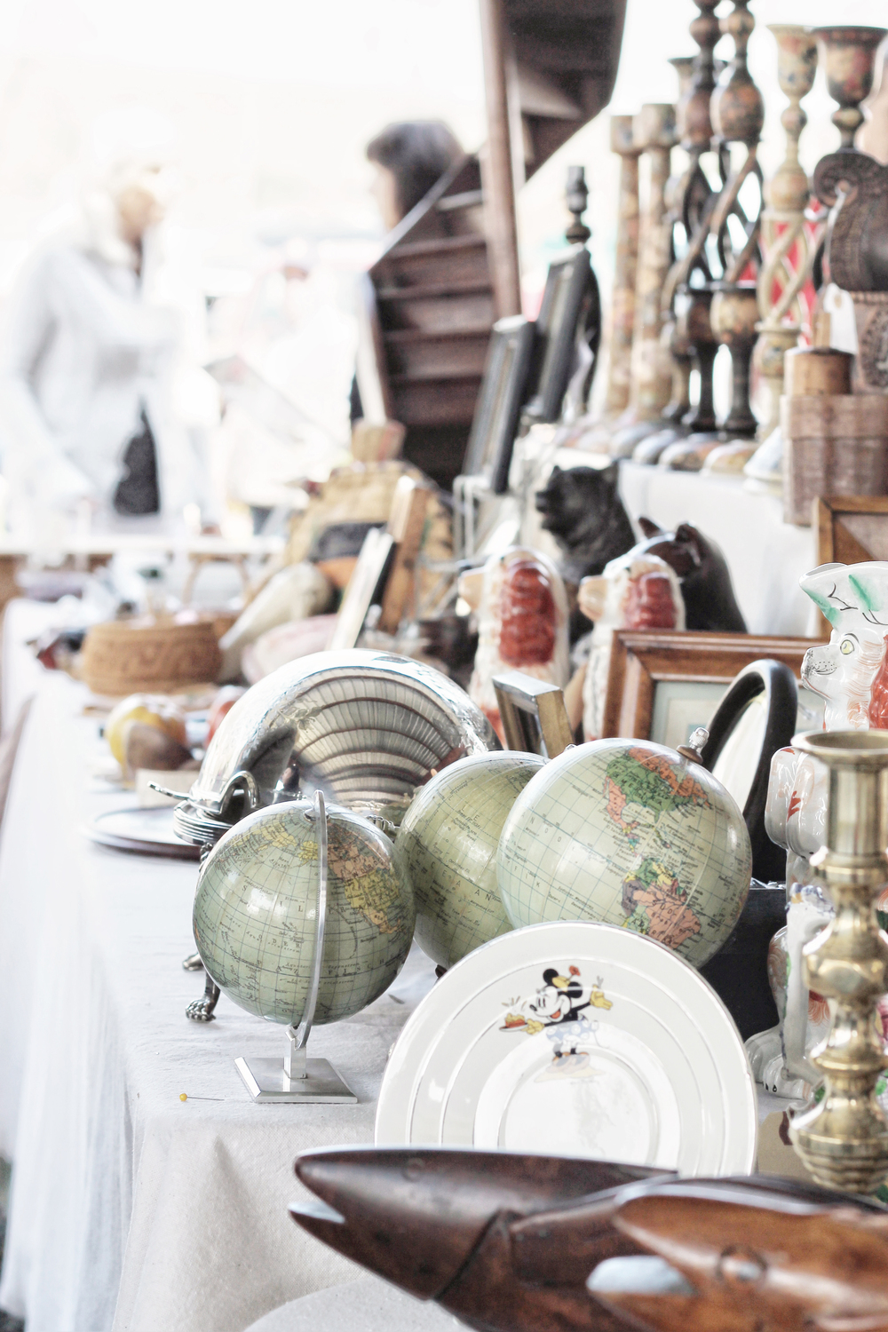 brimfield flea market may 2014 | via: bekuh b.