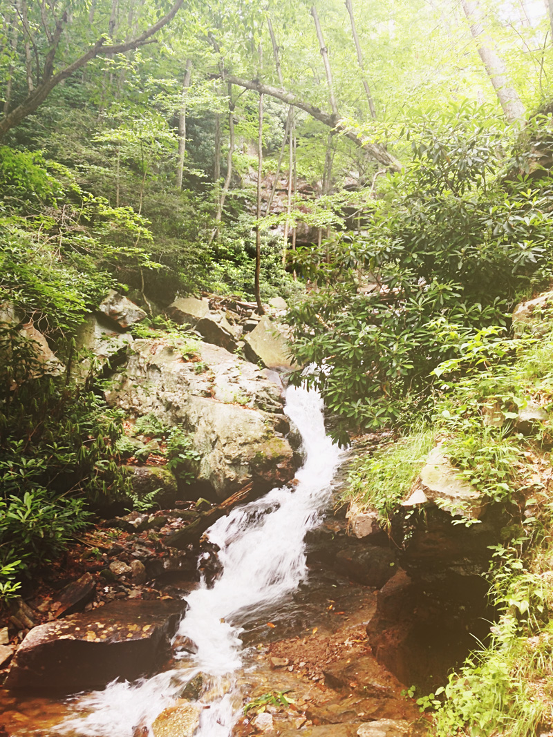 glen onoco falls | via: bekuh b.