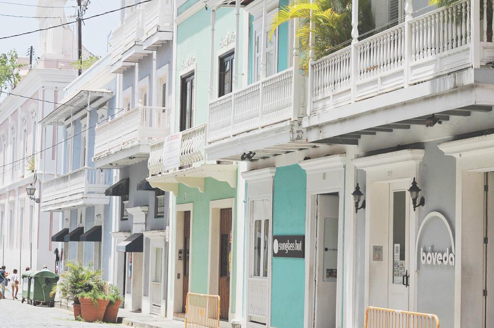 streets of san juan, puerto rico | via: bekuh b.
