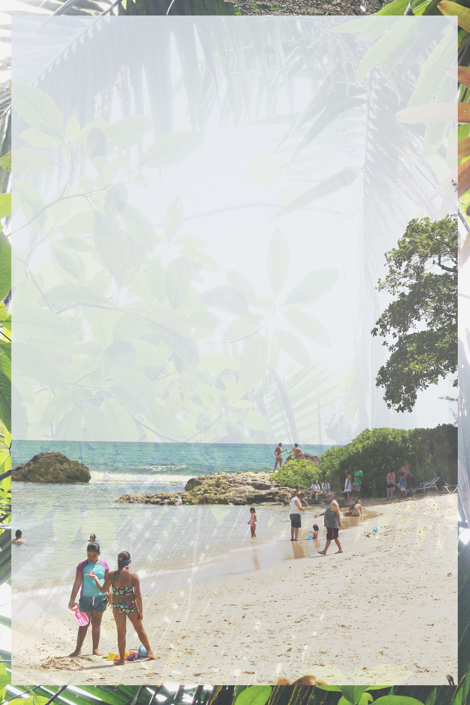 ocean park beach, puerto rico | via: bekuh b.