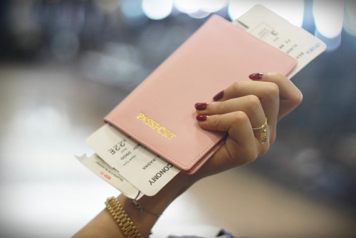 pink passport | via: bekuh b.