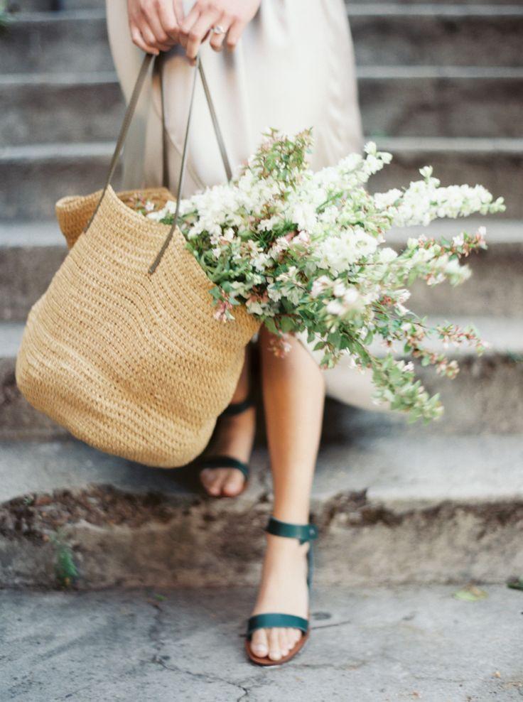 flower basket by erich mcvey | via: bekuh b.