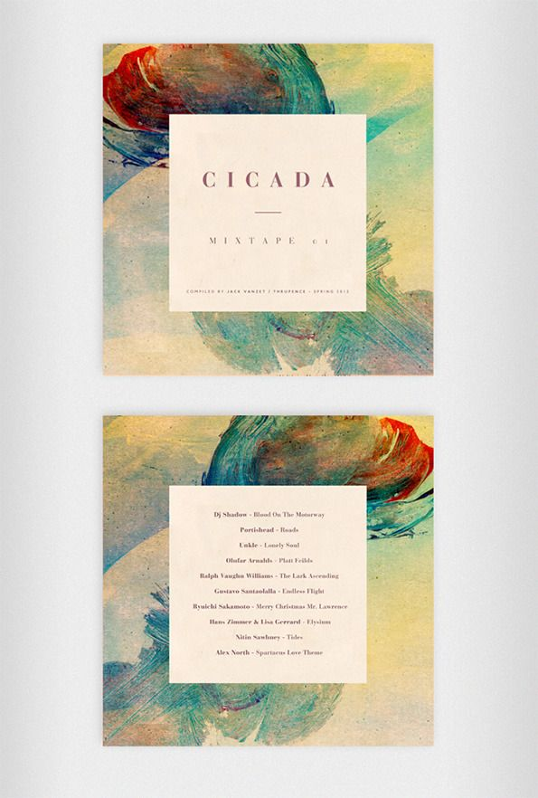 creative album covers | via: bekuh b.