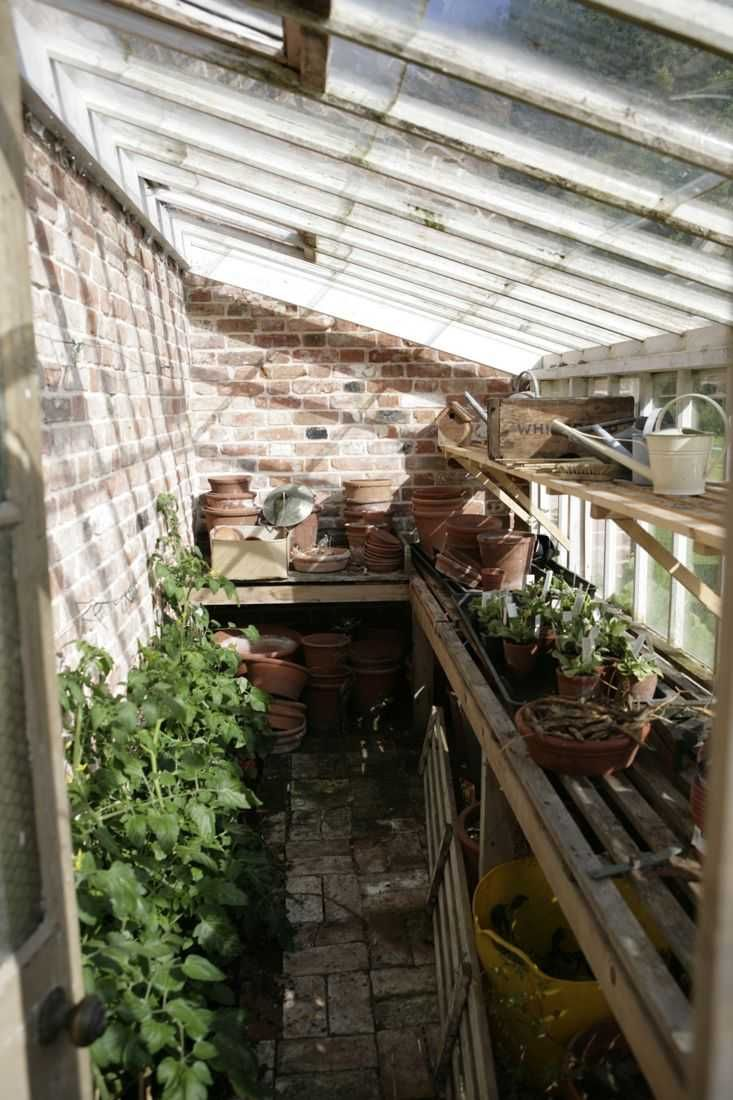 lean-to greenhouse | image via: bekuh b.