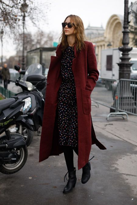 winter streetstyle | image via: bekuh b.