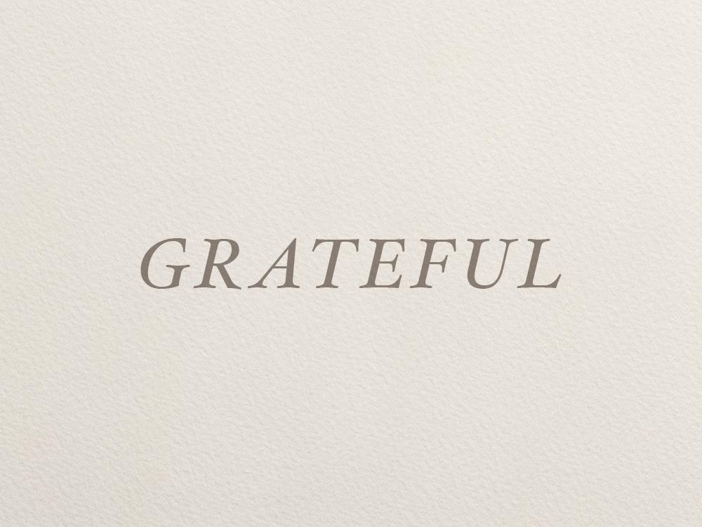 a grateful heart | image via: bekuh b.