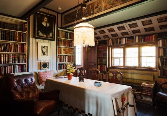 interior crush: karin + carl larsson | image via: chatham st. house