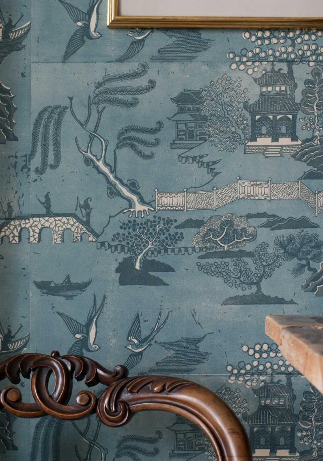 Marthe Armitage's daughter Jo Broadhurst designer and architect | via: chatham st. house