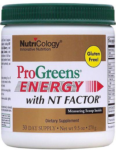 progreens NT factor