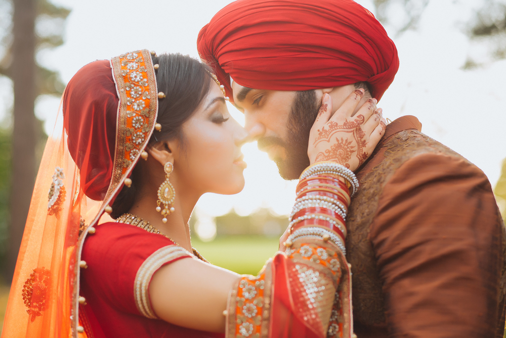 Sikh Indian Wedding, Birmingham UK. Asian Wedding Photography.