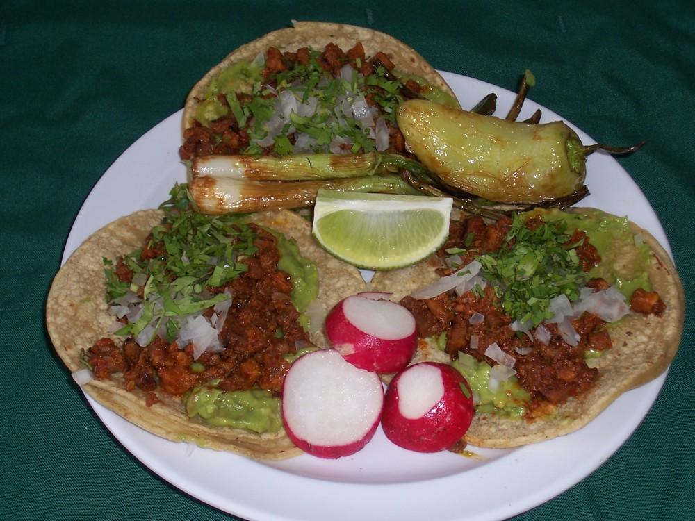 Adovada Tacos