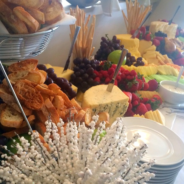 #sundaybrunch #tasty #buffet #goodness #yummm #revolution #durham