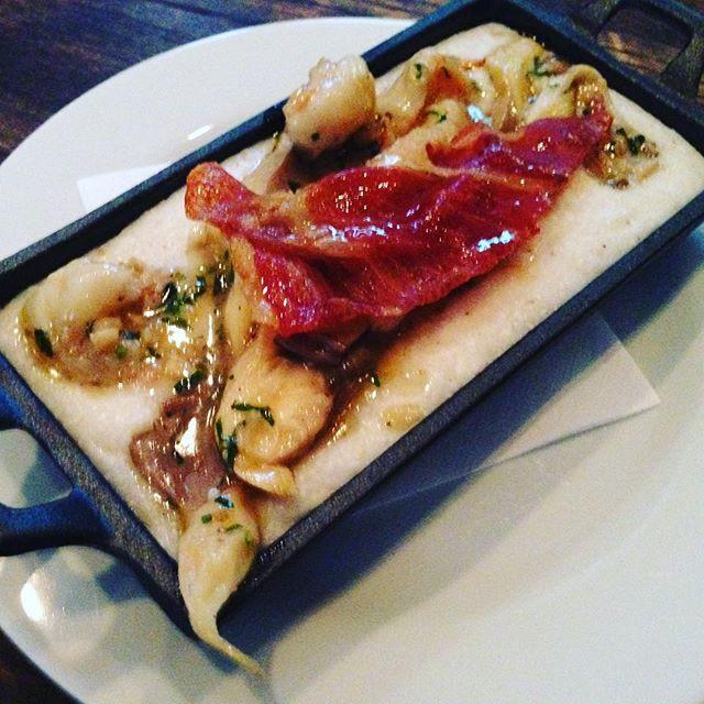 #shrimp #goatcheese #grits #RevolutionRestaurant #newtothemenu #Durham #yum