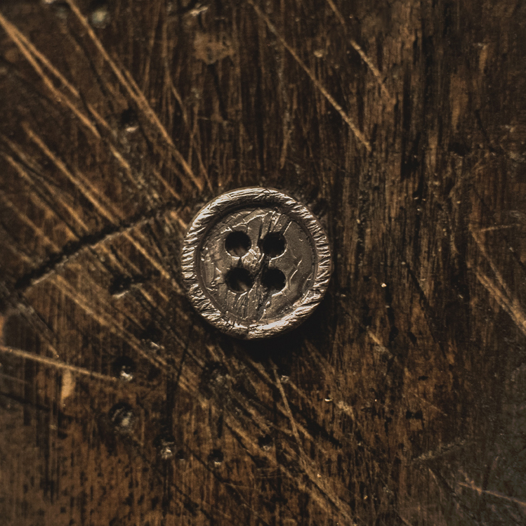 Handmade Metal Button