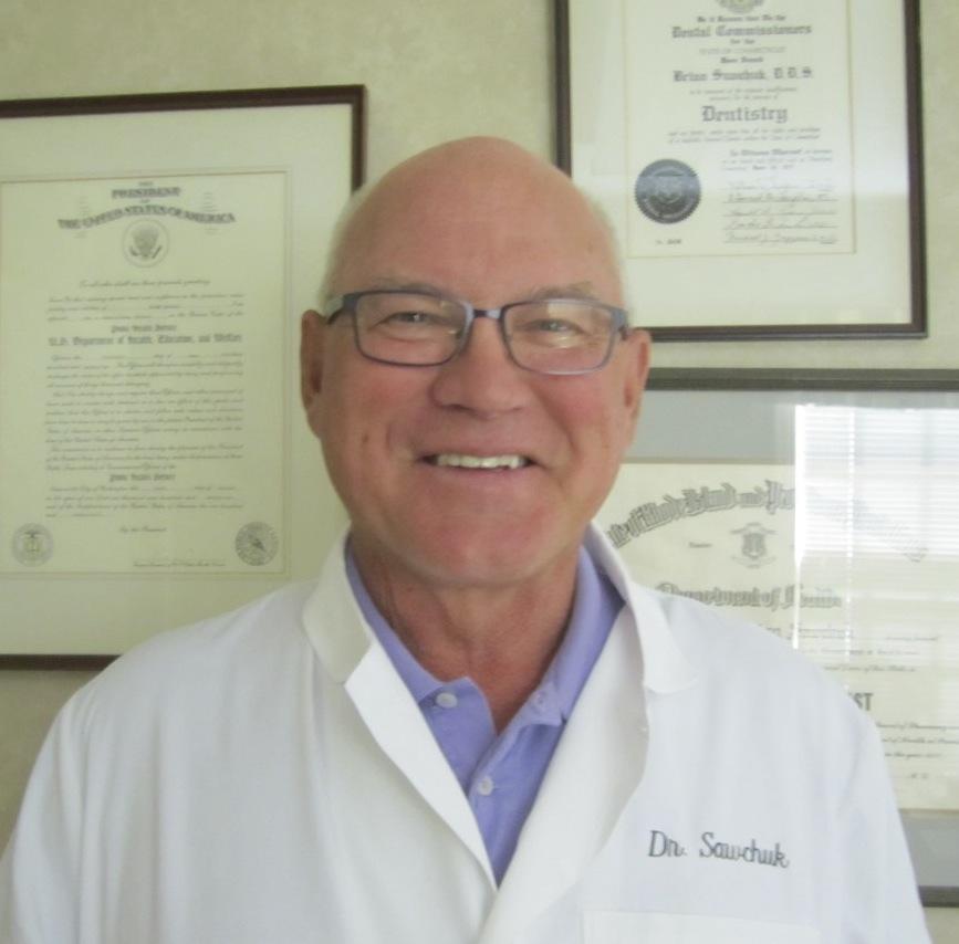 Dr. Brian Sawchuk, Dentist