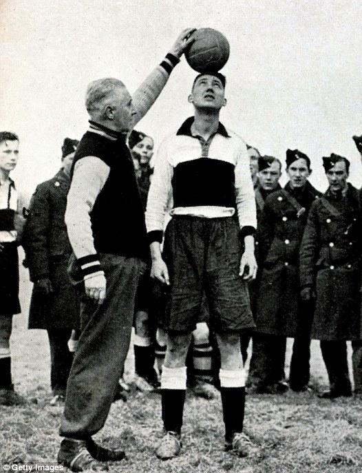 Jimmy Hogan   1882 - 1974 Soccer Pioneer