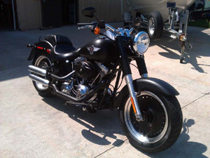 2010 Harley Davidson Fat Boy - SOLD