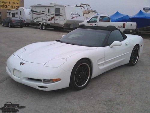 1998 Chevrolet Corvette Convertible C 5