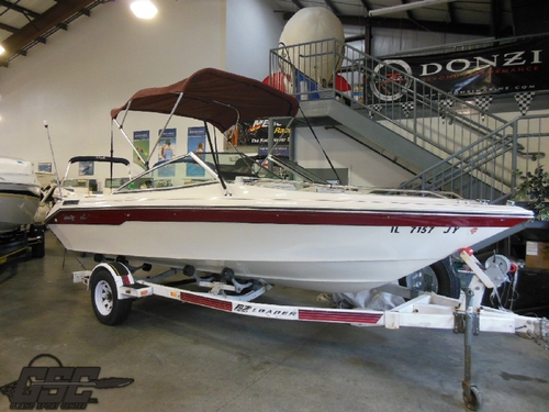 1989 SeaRay 180 Bowrider